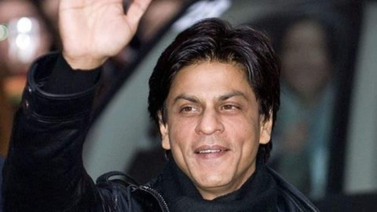 Shah Rukh speaks of 'intolerance' on his 50th birthday