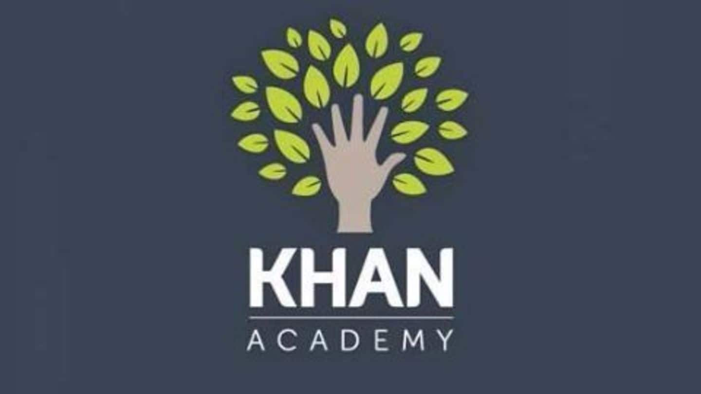 E-learning website Khan Academy launched in India