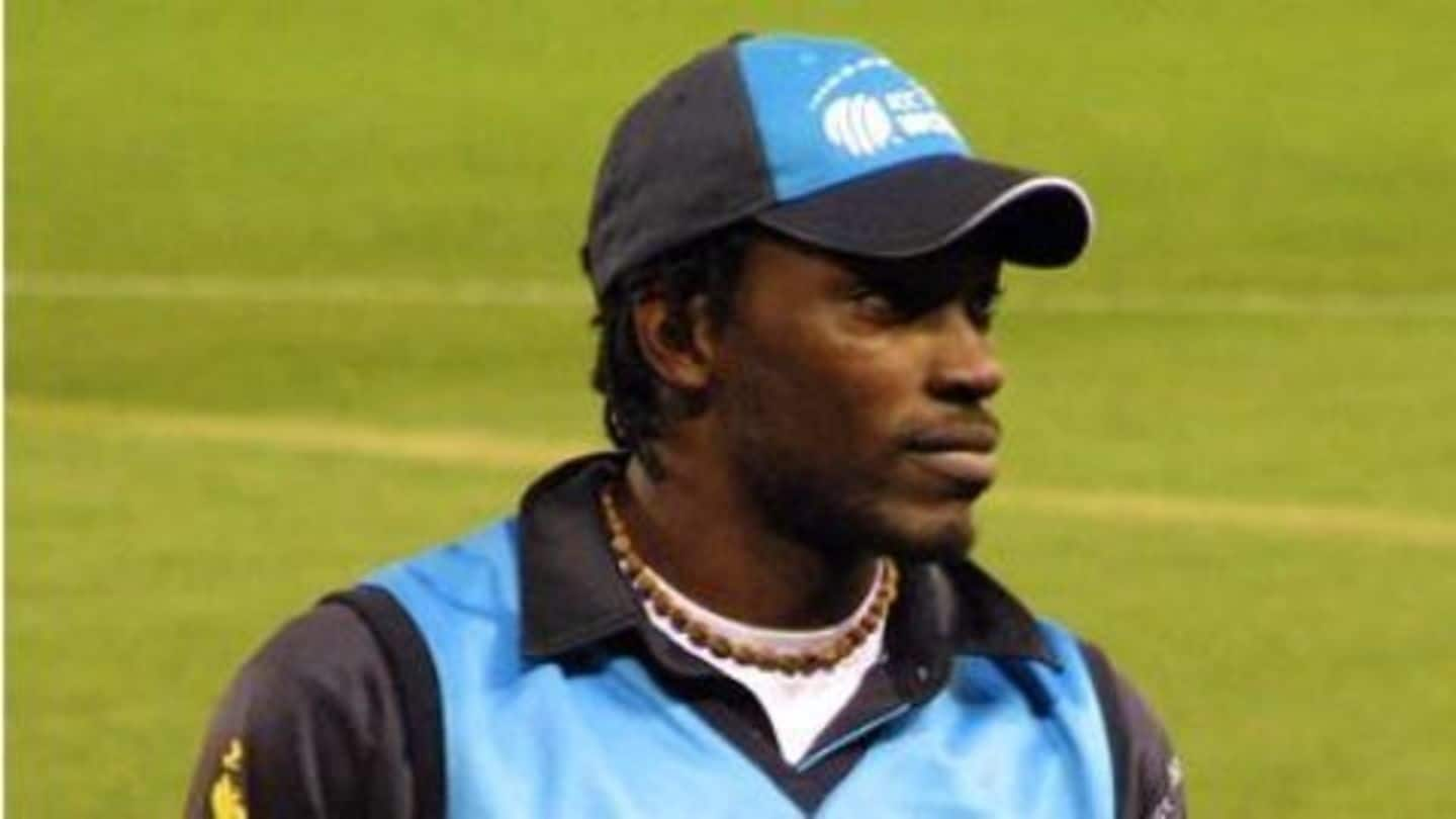 Chris Gayle fined $10,000 for comments