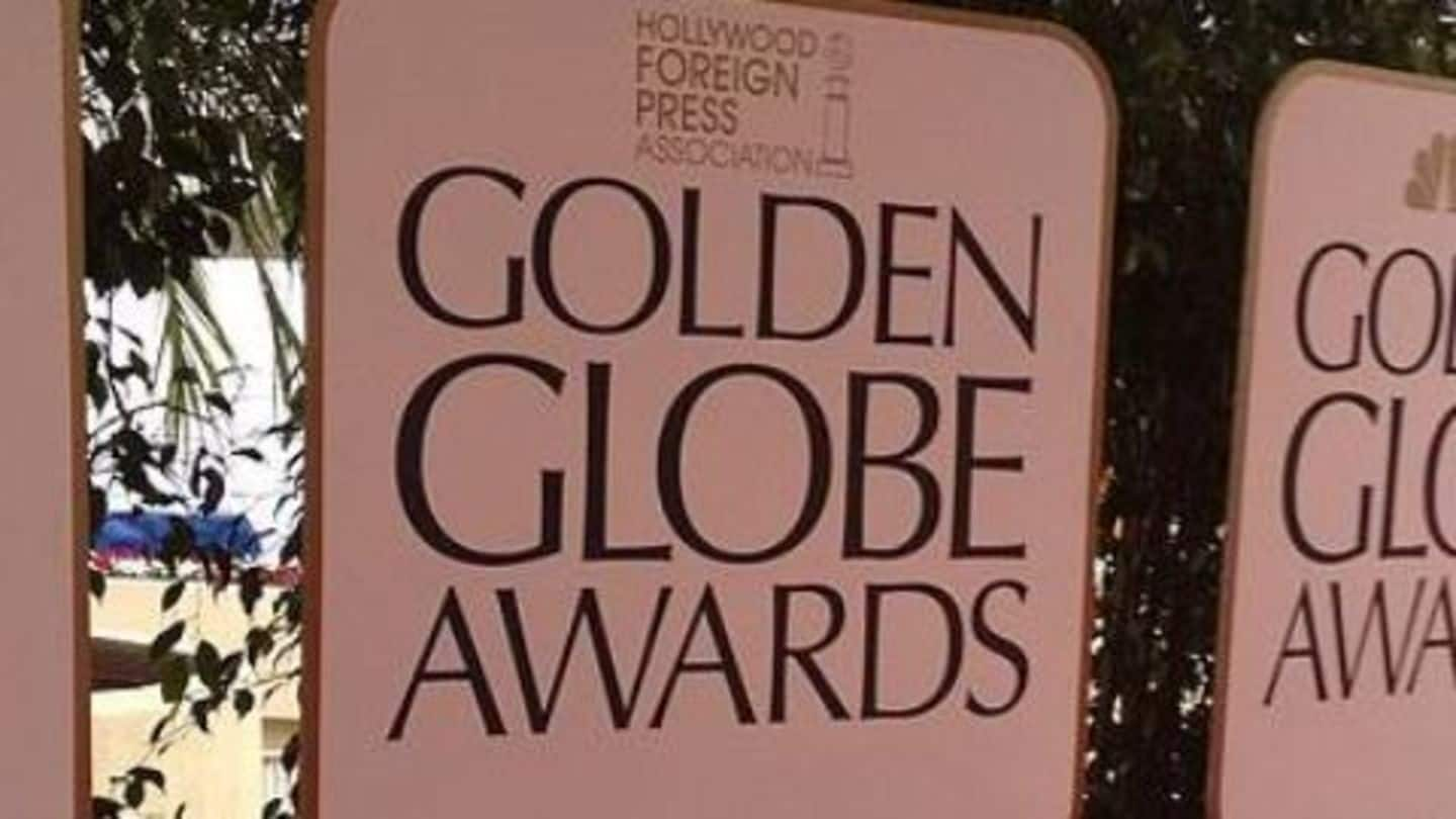 DiCaprio, Matt Damon, Lawrence take home the Golden Globes