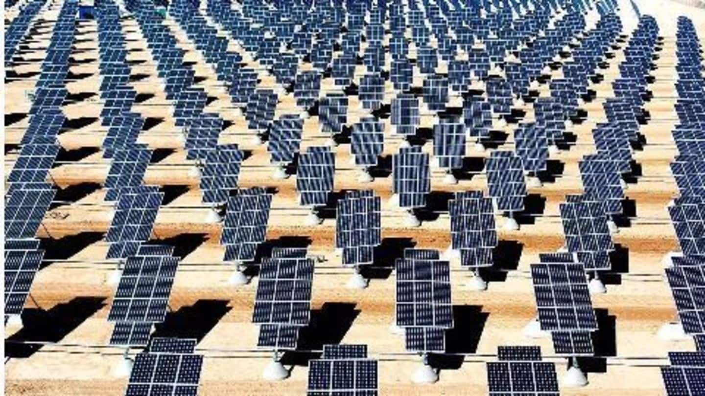 International Solar Alliance to be headquartered in India