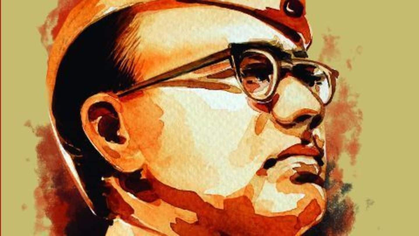 100 files on Subhash Bose to be declassified today