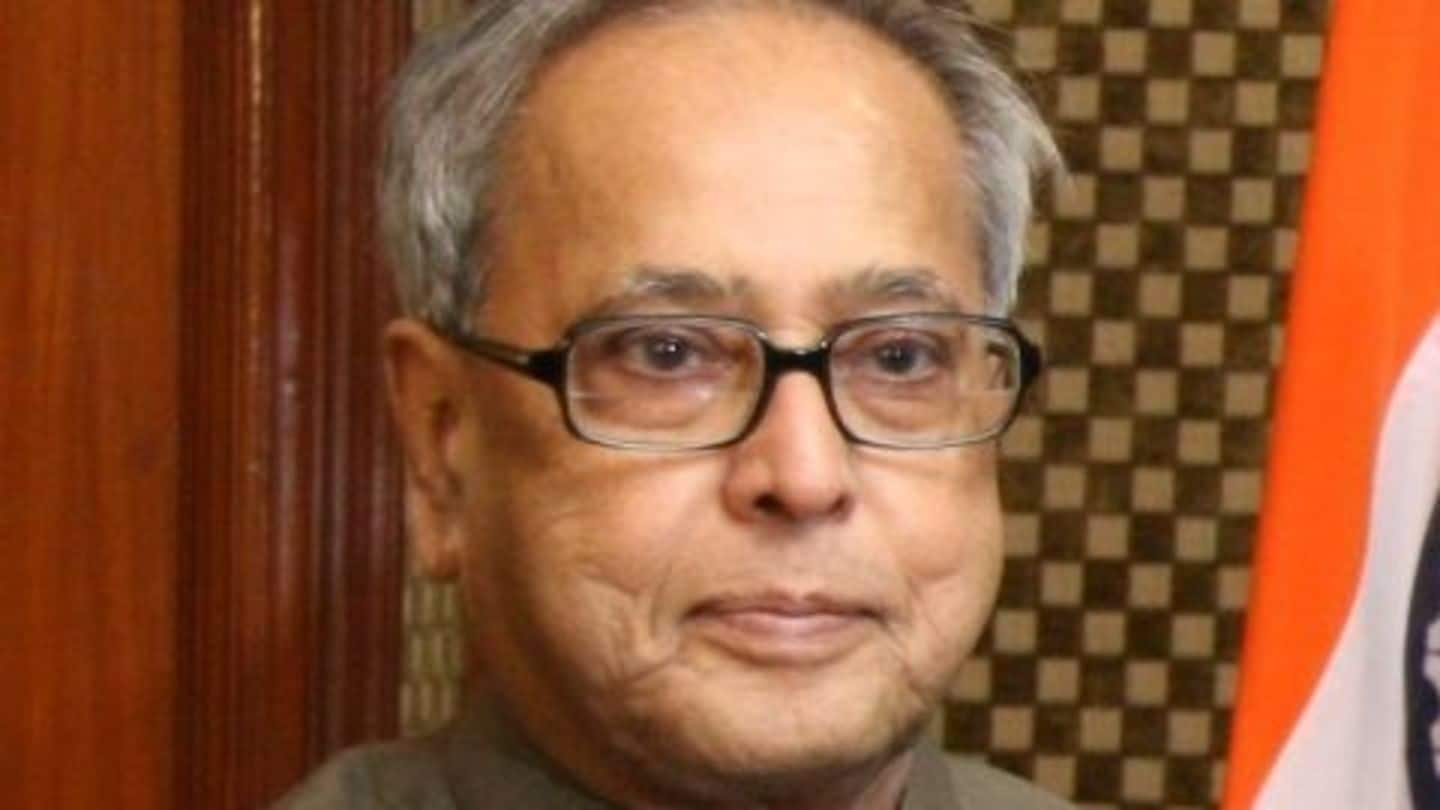 President Mukherjee's memoirs' 2nd volume unveiled
