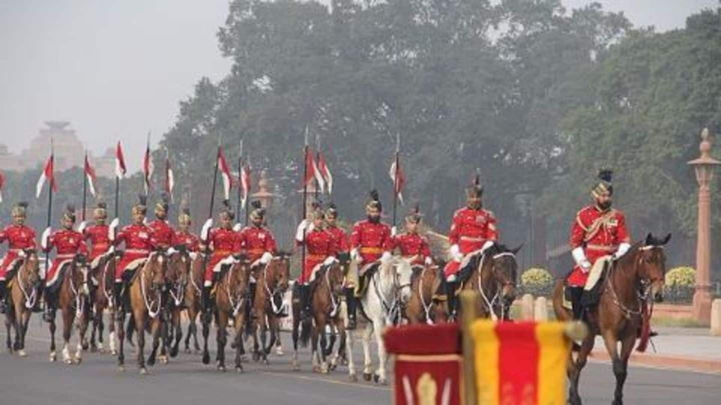 R-Day celebrations end with Beating Retreat ceremony