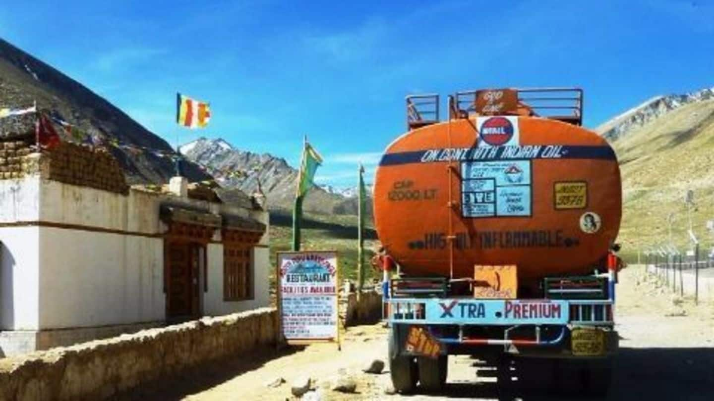 India resumes fuel supplies to Nepal