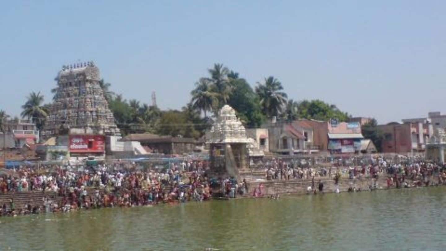 Mahamanam festival comes to an end