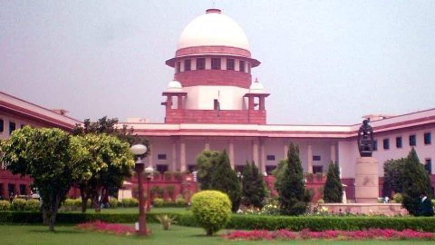 SC gives guidelines for those who help people in road accidents