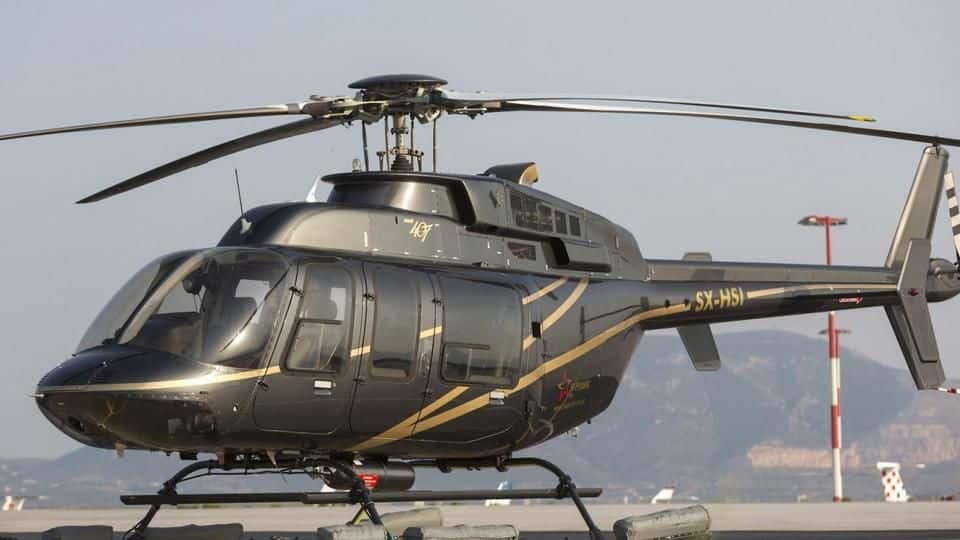 Bengaluru: Airport to Electronic City in 15 mins? 'Heli' yeah