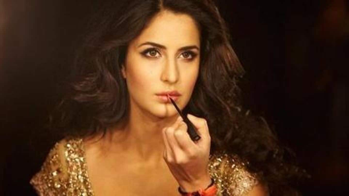 Katrina Kaif finally ready to launch her own cosmetic label