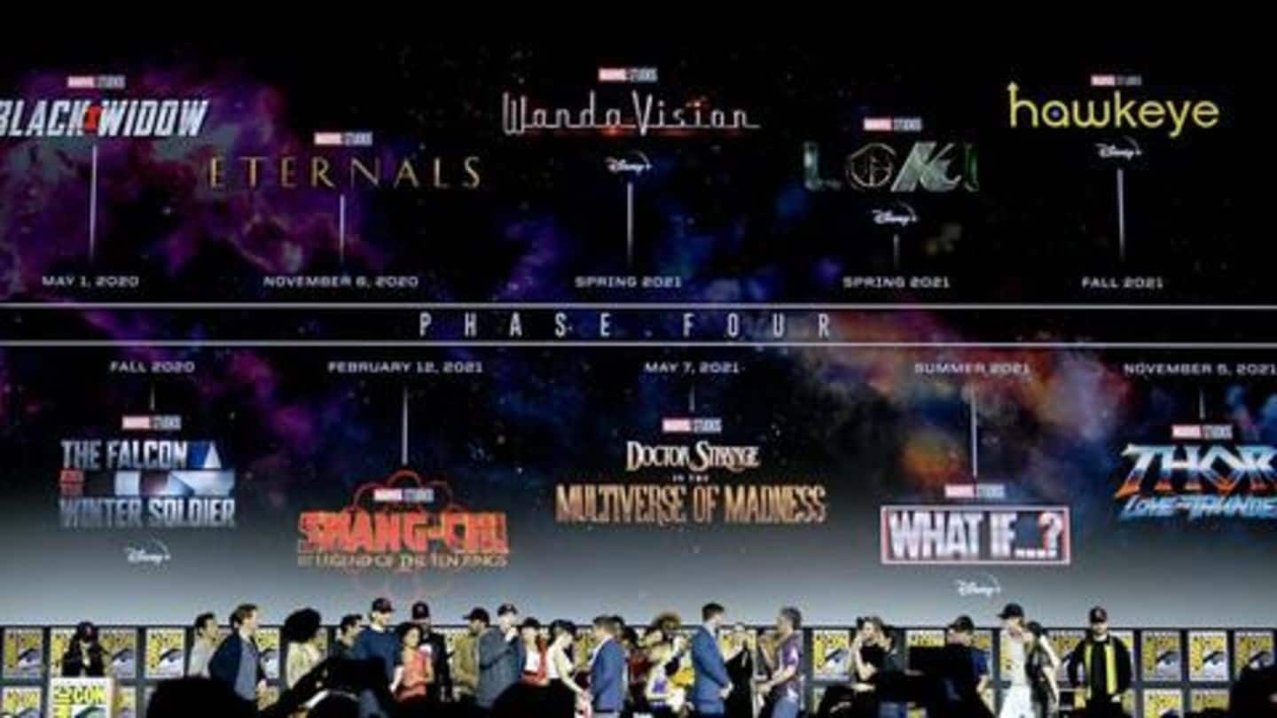 MCU Phase 4: What movies, TV series can be expected?