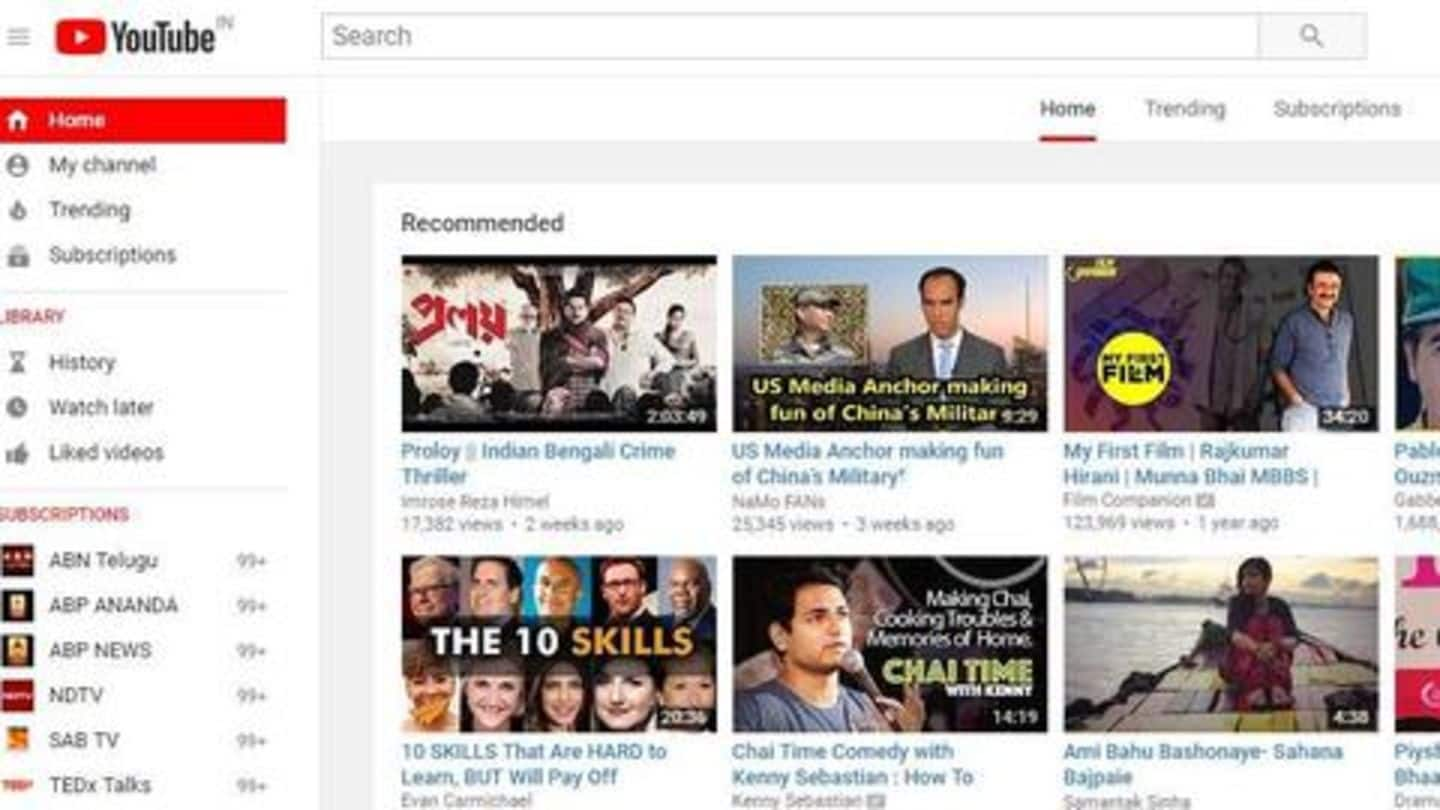 These 7 Documentaries On Youtube Are A Must Watch Newsbytes
