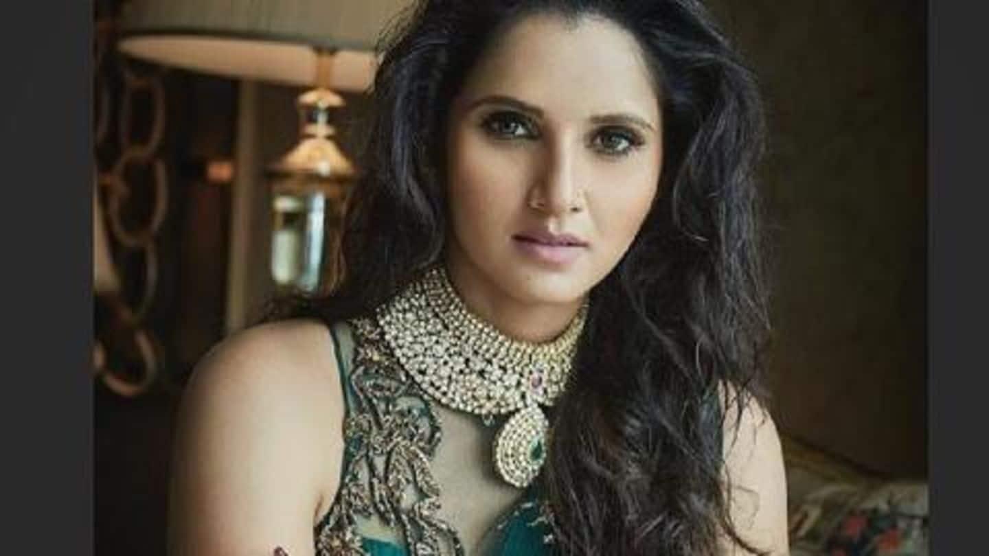 How did Sania Mirza lose 26kgs in 4 months post-pregnancy?