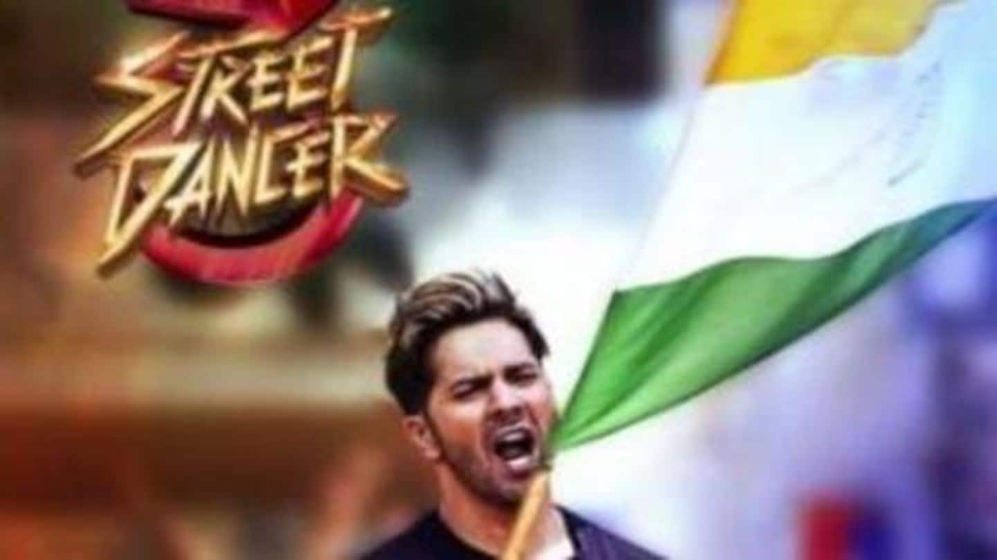 Has Varun Dhawan charged Rs. 33cr for 'Street Dancer 3D'?