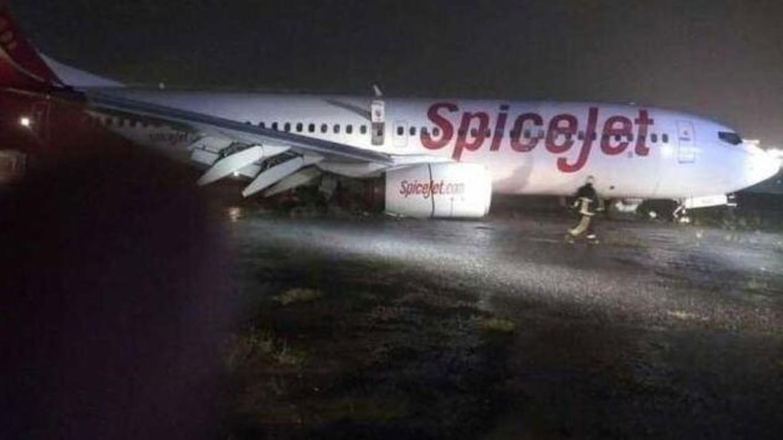 Bengaluru: SpiceJet aircraft damages runway lights, flight operations hit