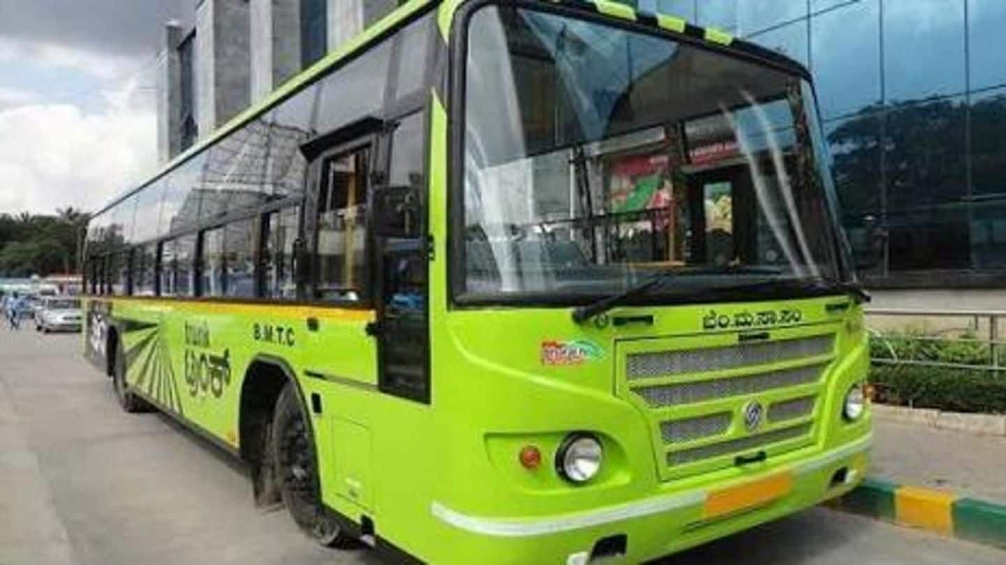 Bengaluru: 3 more bus services to airport, soon