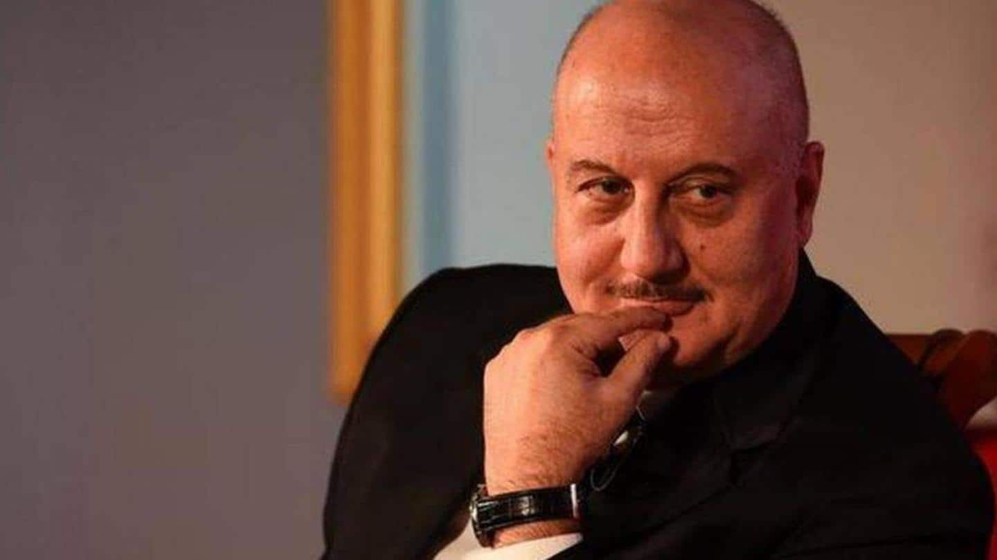 BAFTA Breakthrough India jury adds another member, Anupam Kher
