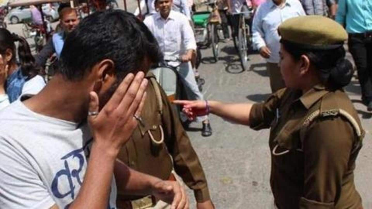 Noida Police to issue red cards to harassers and loiterers