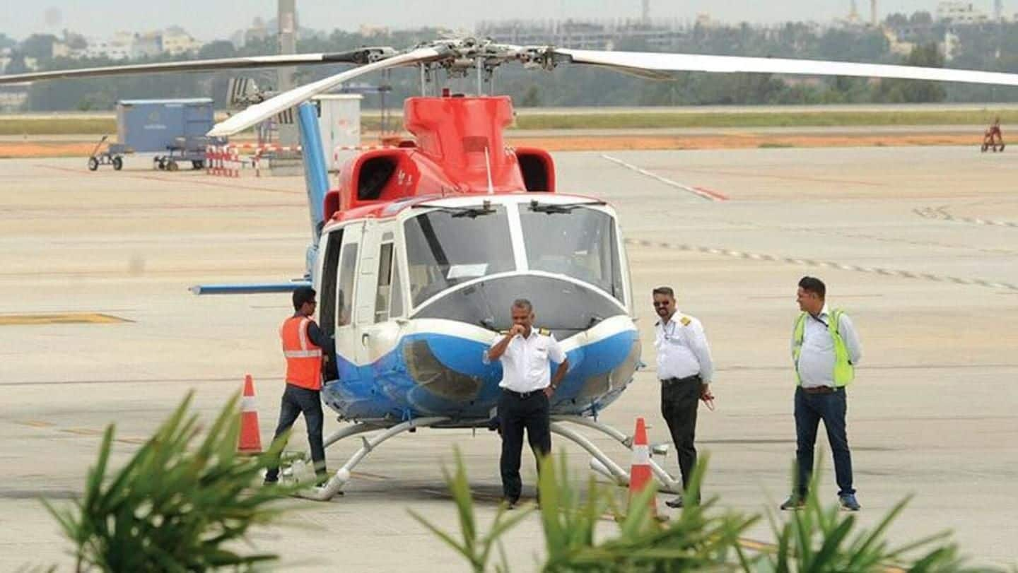 Bengaluru: India's first air taxi service to get bigger
