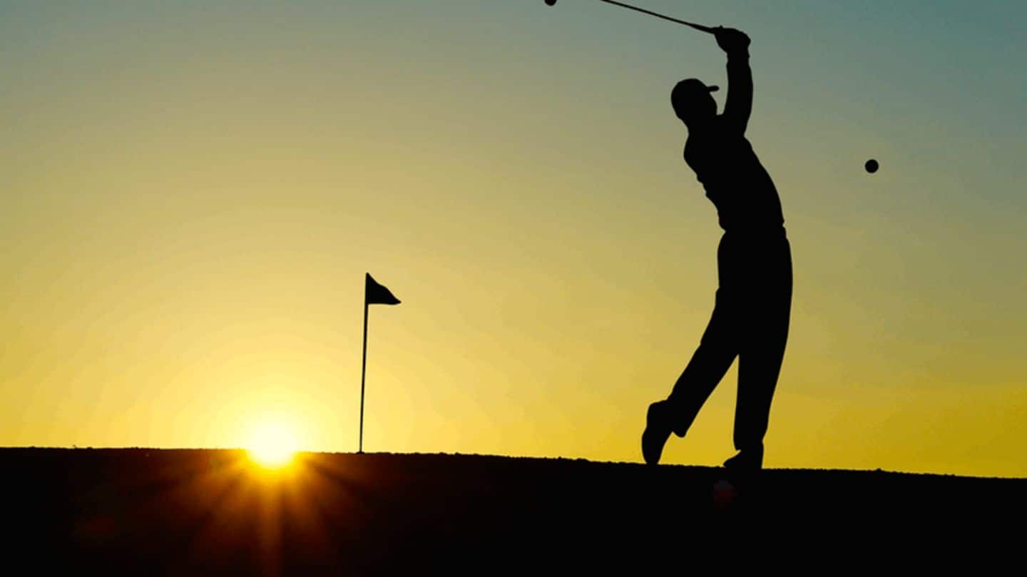 Bangalore Golf-Club maybe shifted after ball enters CM's premises again