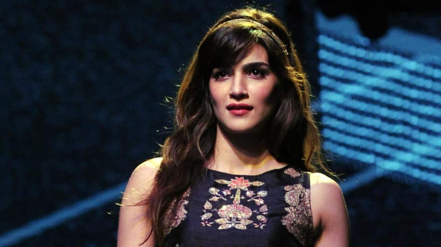Top five outfits from Kriti Sanon's wardrobe for you