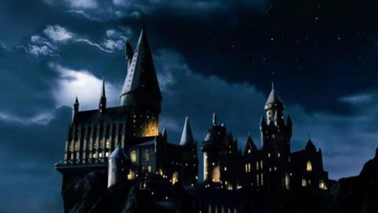 Here's how much building Hogwarts will cost in real life