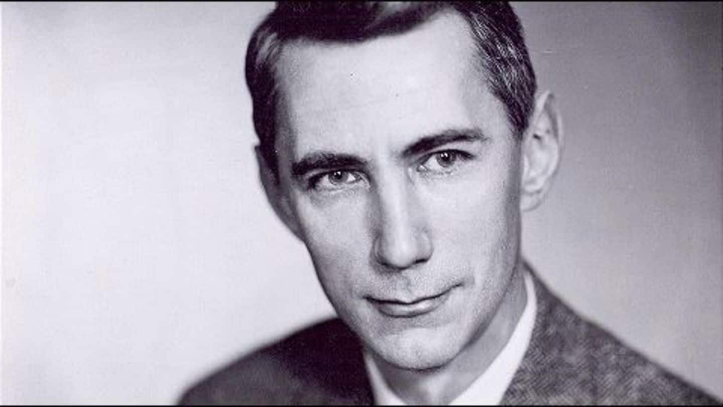 Claude Shannon's 100th anniversary, Google celebrates with doodle