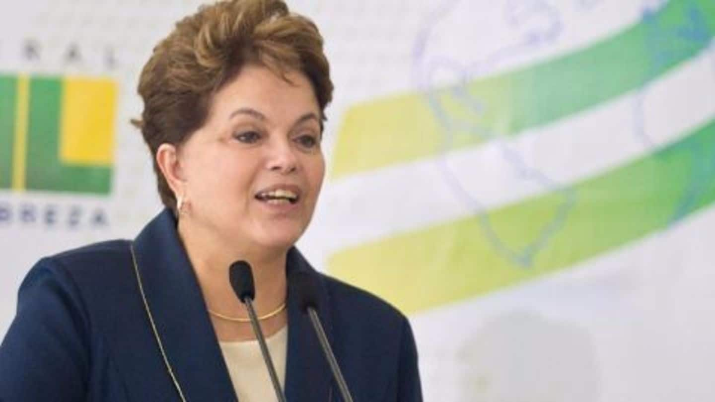Rousseff denies trying to block investigation