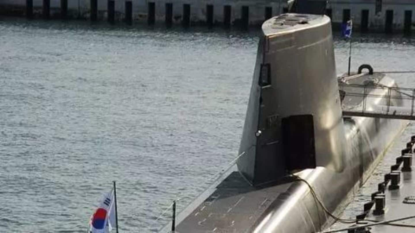 Germany offers next generation submarines to India