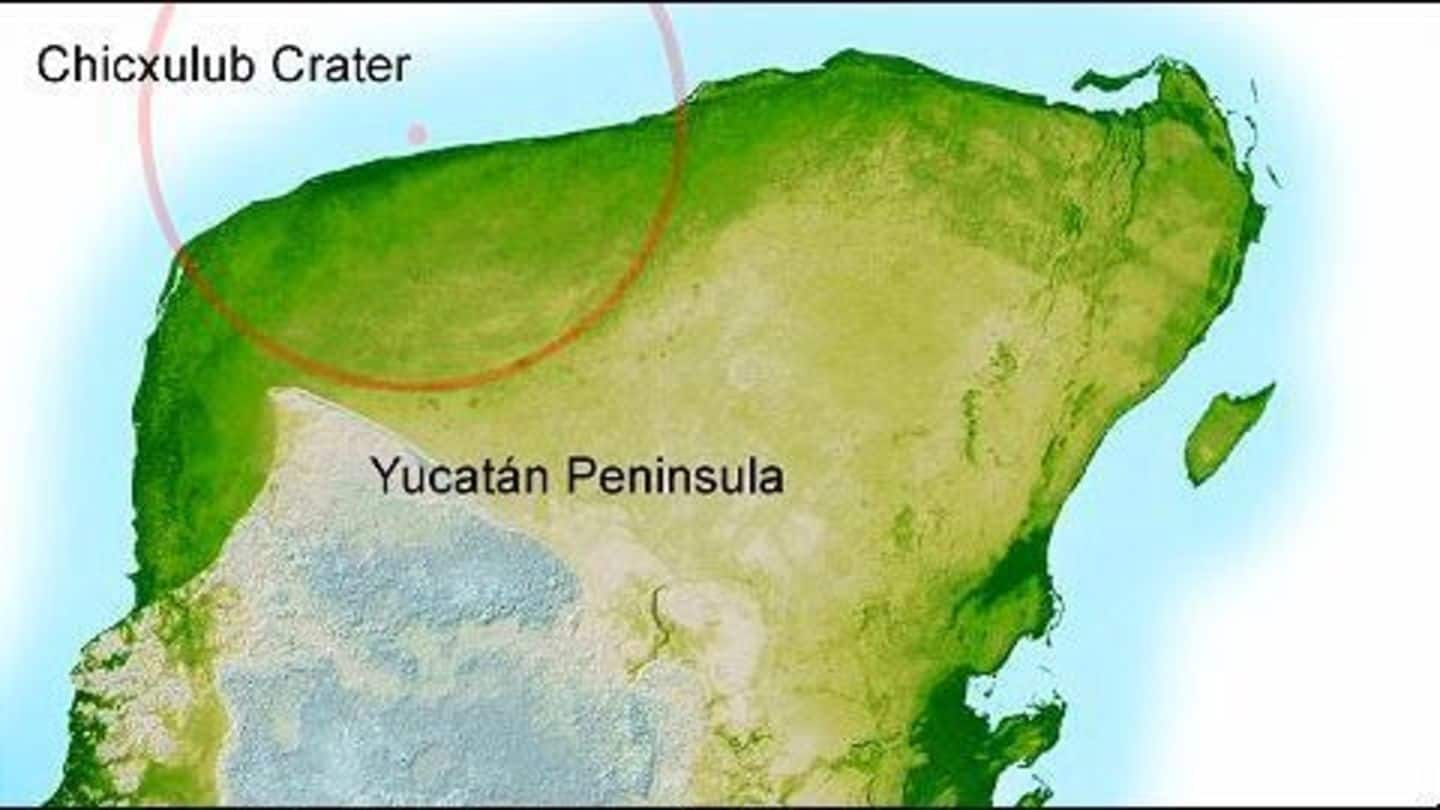 Chicxulub 'Dino' Crater drilling project declared successful