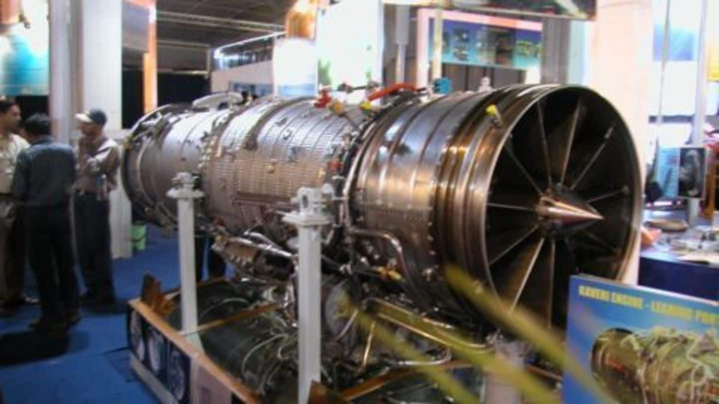 French investment offers to revive India's indigenous jet engine project