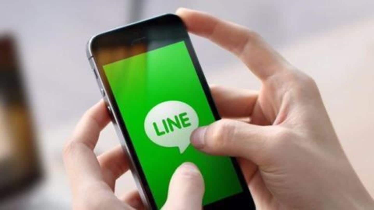 Chat app Line targets $1.14B raise in IPO