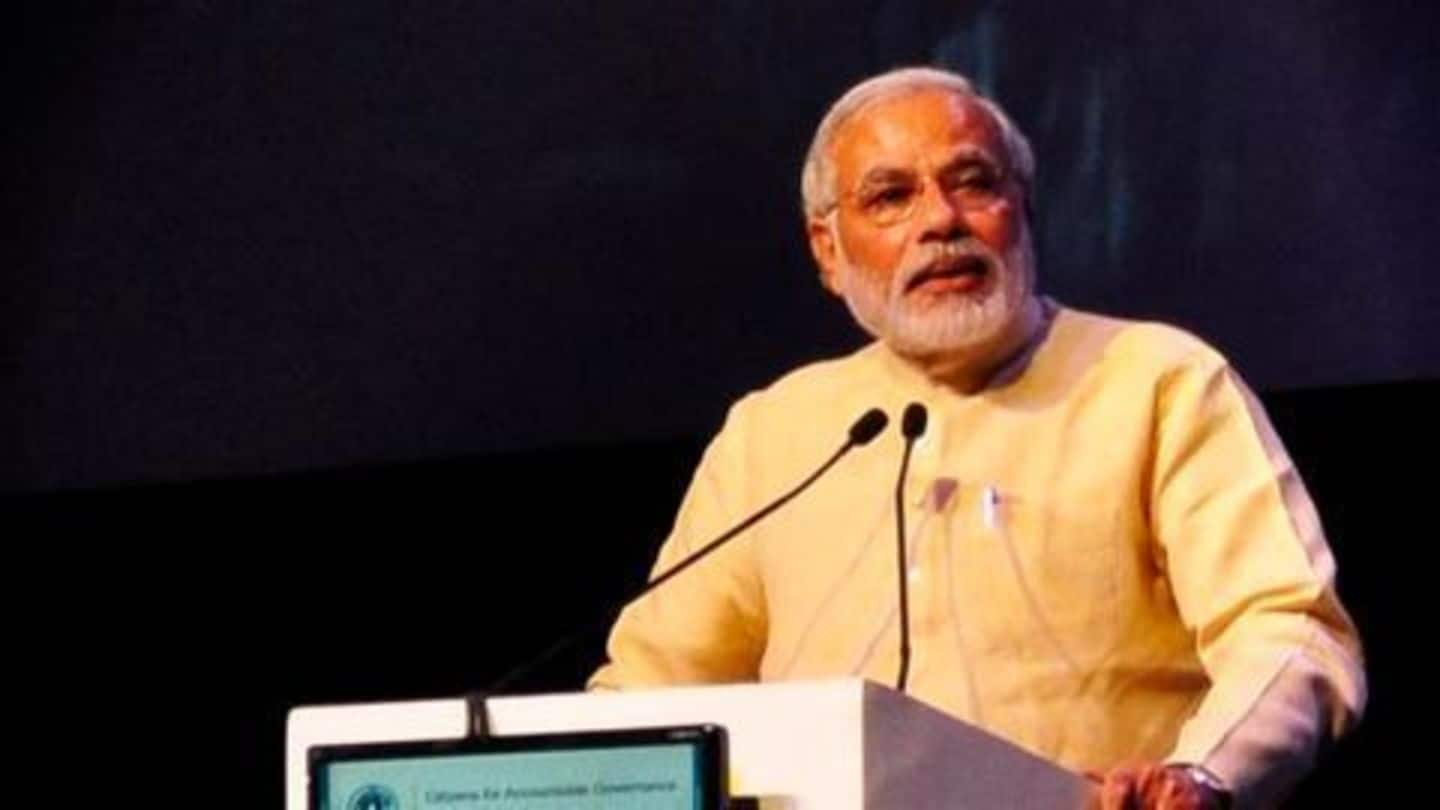 Modi-led government focused on repairing and reforming the economy