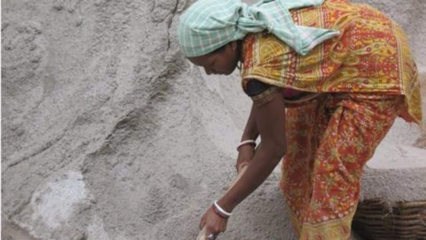 Amnesty International reports on human rights violation in open-cast mines