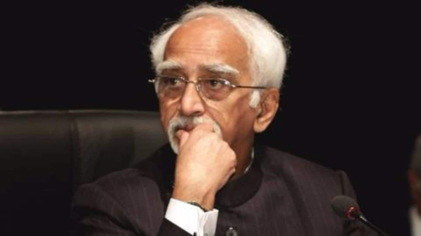 Hamid Ansari to lead India to ASEM Summit in Mongolia