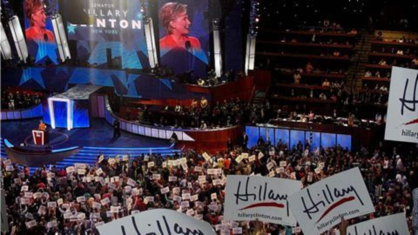 2016 Democratic National Convention: Inspiring, tough and cohesive