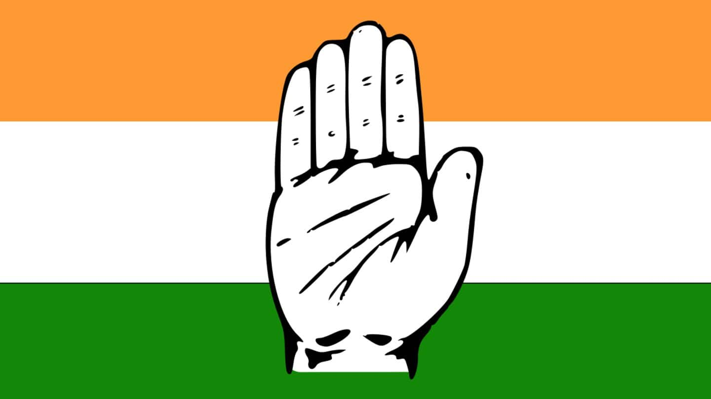 Congress takes a dig at Centre on April Fool's Day