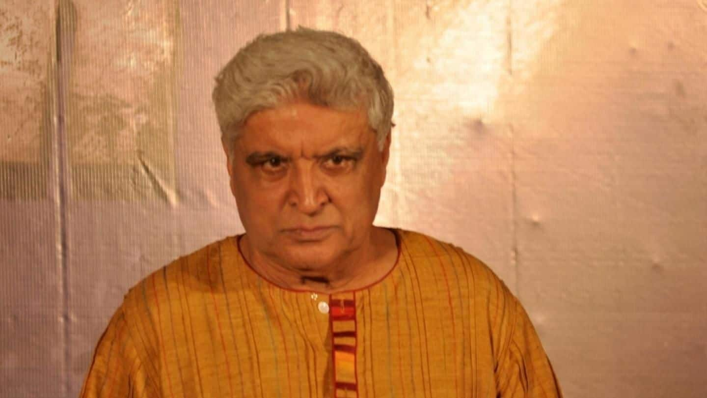Don't try to pollute film industry with communal bias: Akhtar