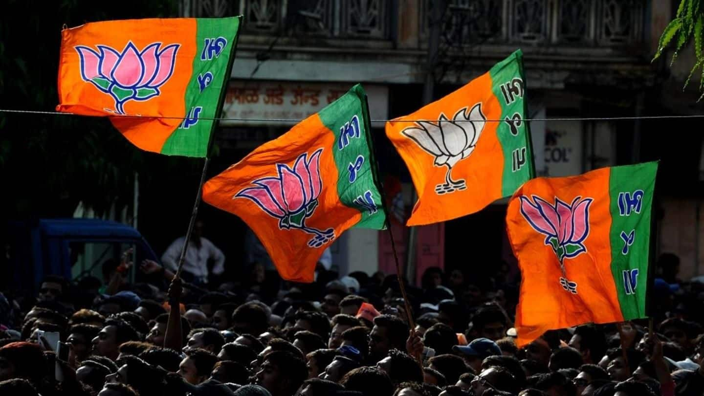Maoists enjoy 'regular support from Pakistan, China': BJP training manual