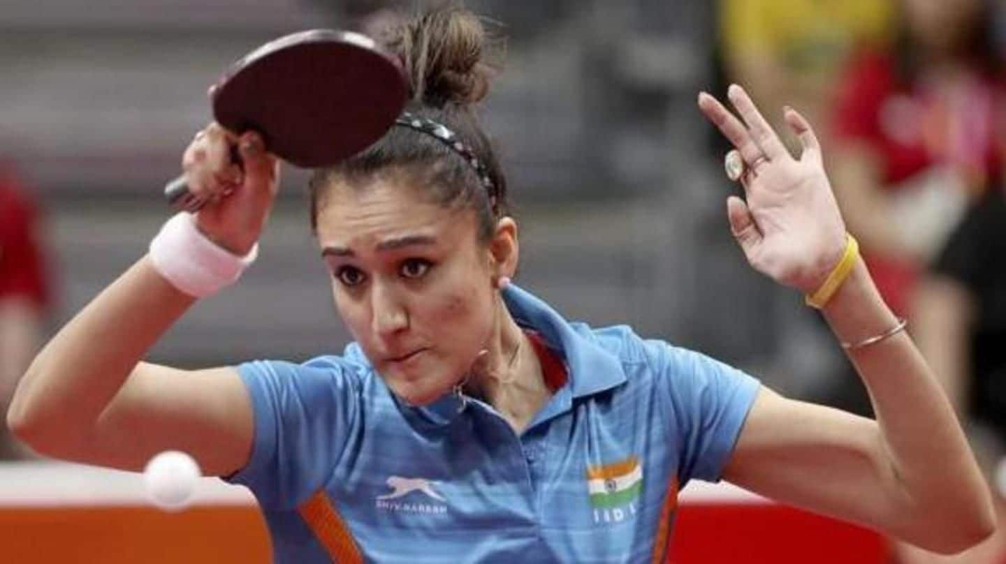 Delhi government to give Rs. 14L to Manika for CWG-gold