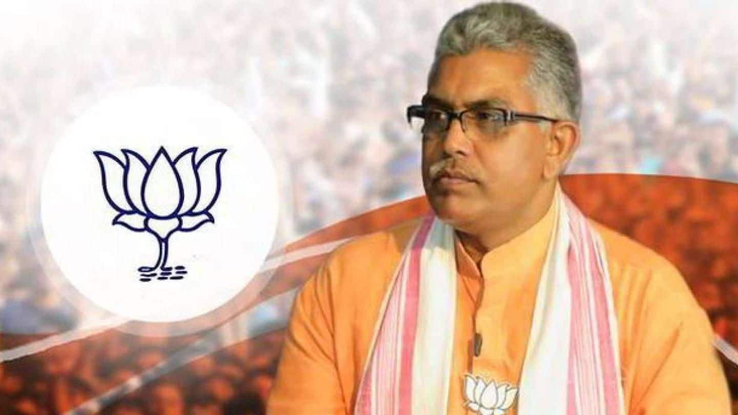 #2019Polls: BJP to take out 3 rath yatras in WB