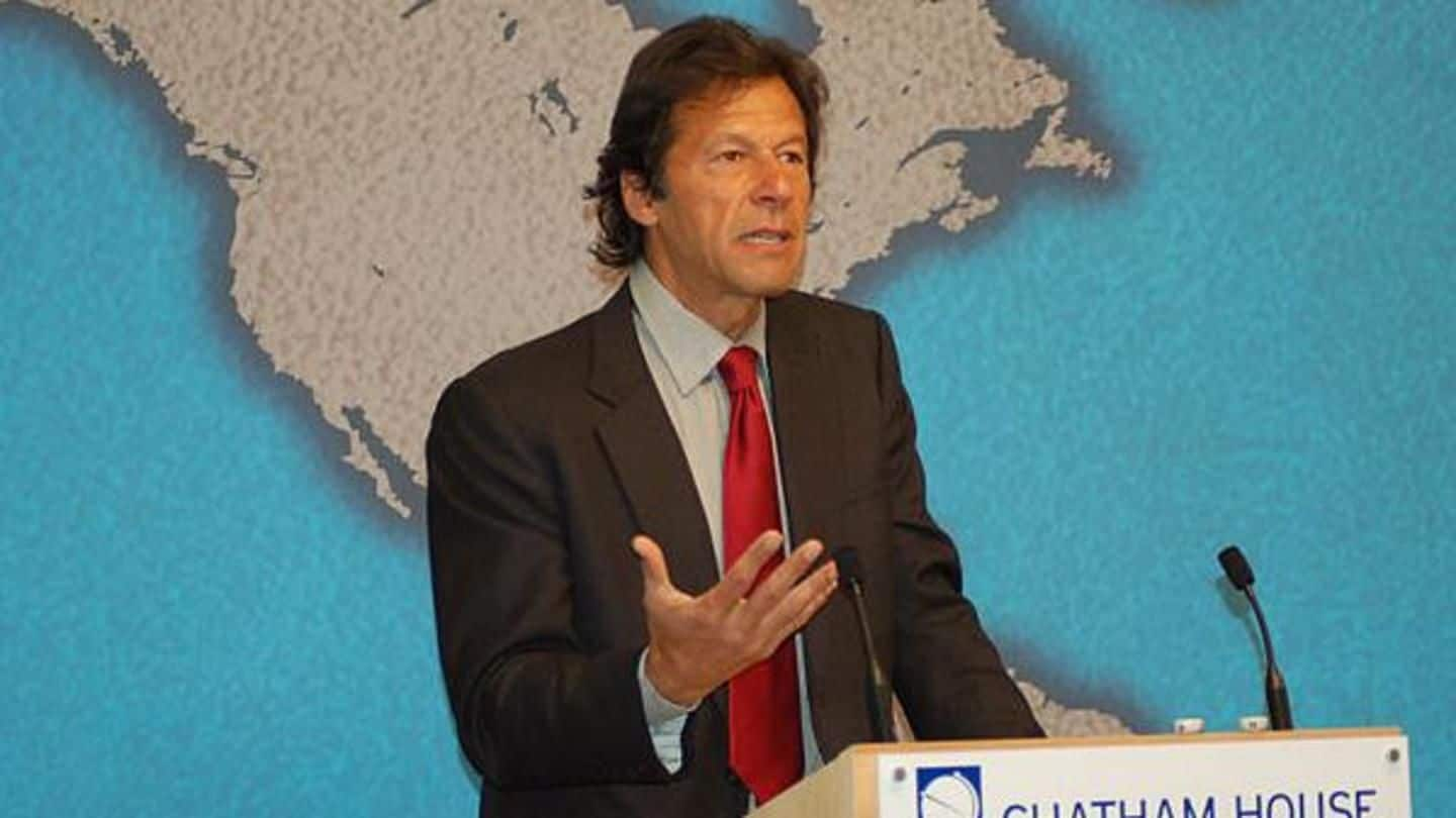 Imran Khan opts for simple oath-ceremony, not to invite foreign-leaders