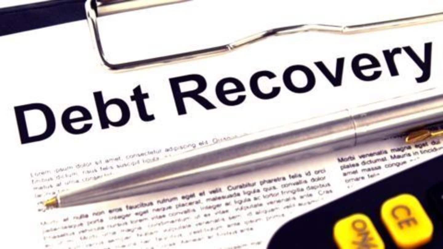 Government to move an amendment bill to strengthen debt recovery