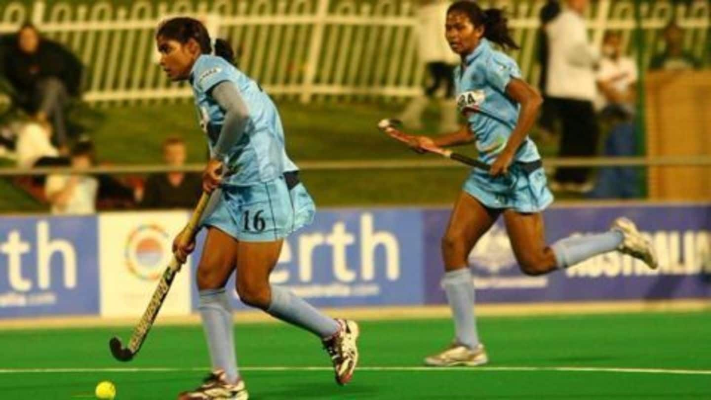 Indian women hold Japan in a draw