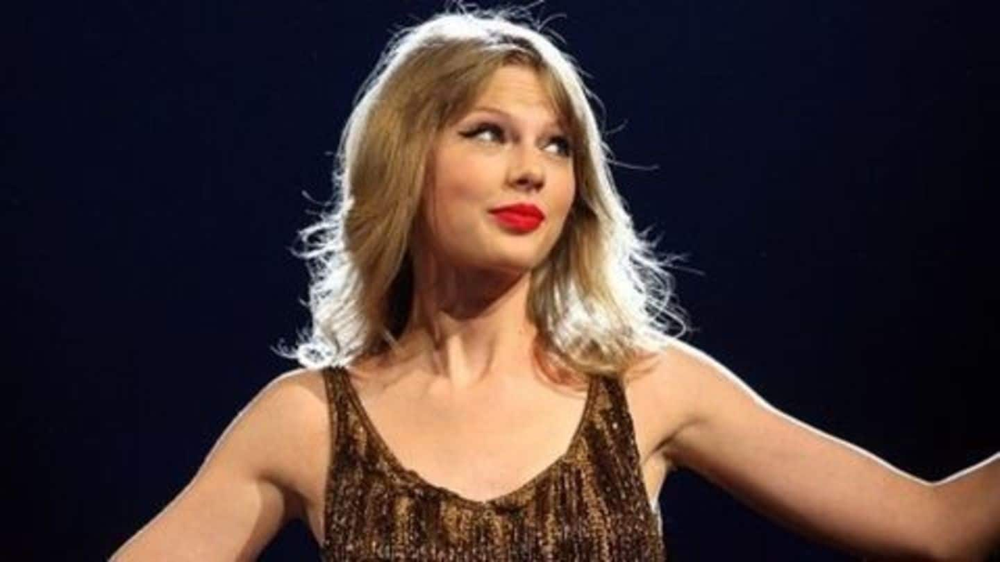 Forbes List has its youngest entry - Taylor Swift