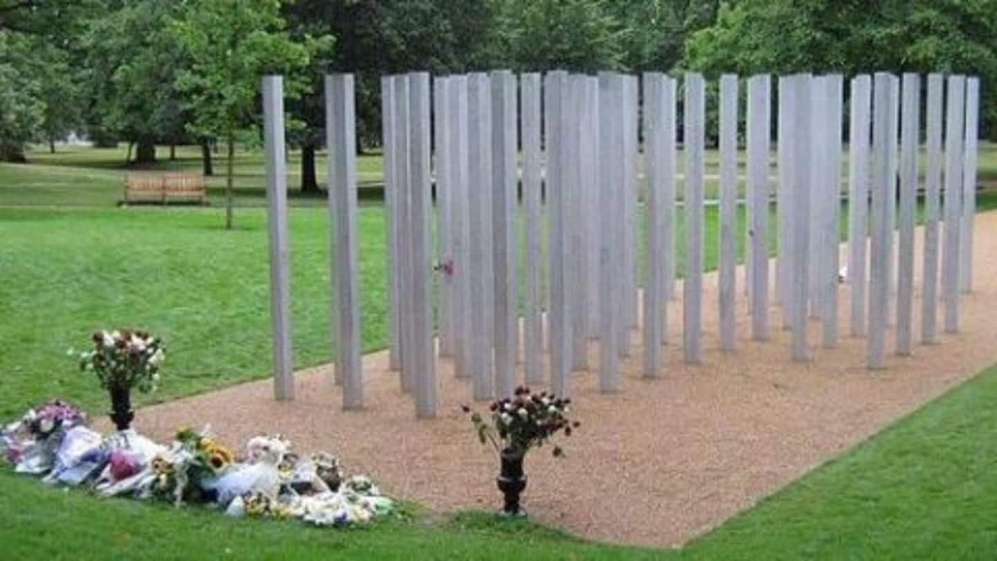 Remembering those lost to 7/7 London bombings