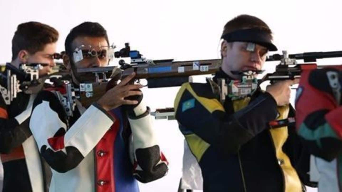 India on top of medals tally at ISSF Junior WC