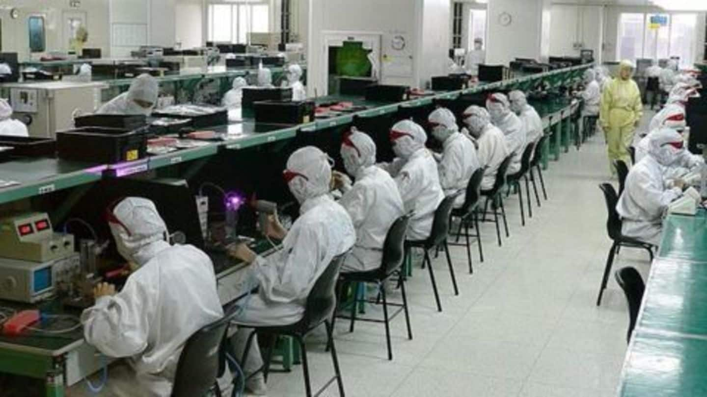 Indian electronic products industry to touch $75 billion by 2017