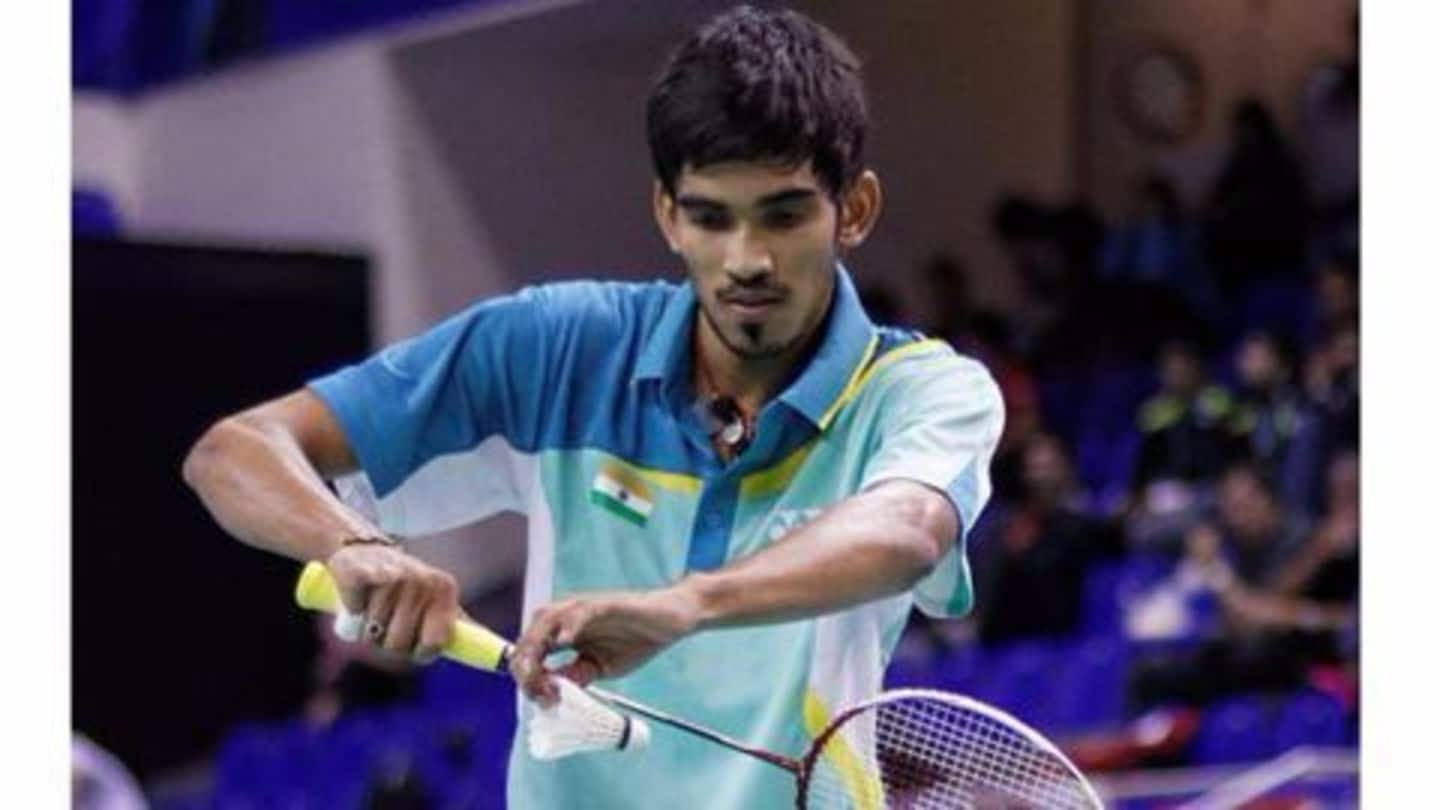 Srikanth beats Kashyap in 1st round of Japan Super Series