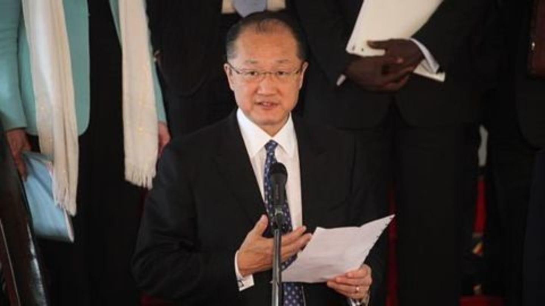 World Bank confirms re-appointment of Jim Yong Kim as President