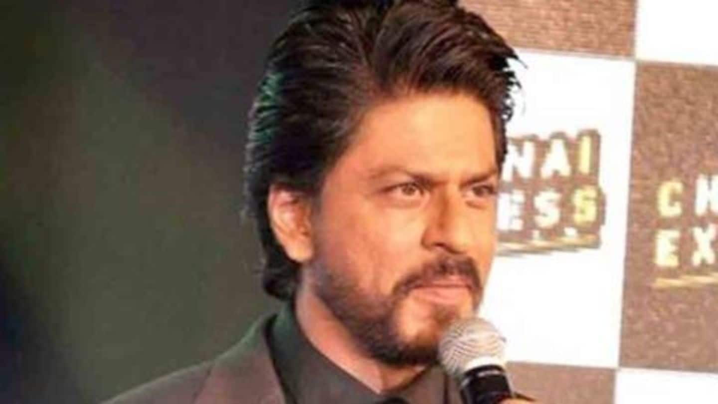 SRK gets clean-chit in Wankhede controversy